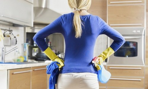 Як навести порядок і підтримувати чистоту в будинку?