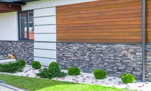 Декоративный кирпич для фасада - преимущества