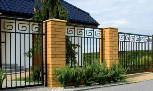 Забор для частного дома - какой выбрать?