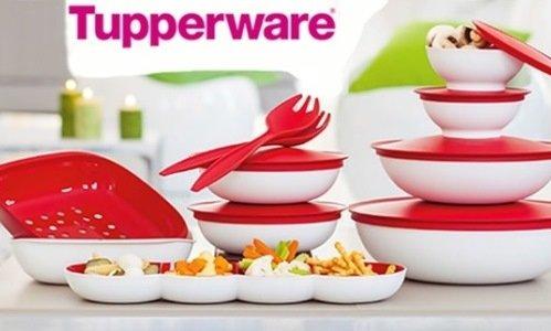 Посуд Tupperware